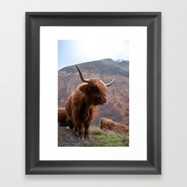 Highlander - I Framed Art Print