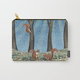 sunshine squirrels Carry-All Pouch