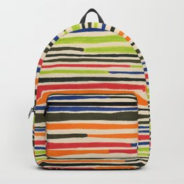 Moroccan rug Backpack