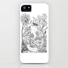 Amazon Rainforest iPhone Case