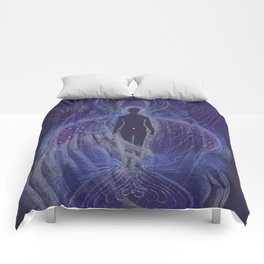 Dream Night Angel Comforters