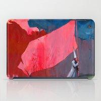 revolution iPad Cases featuring Revolution by junkohanhero