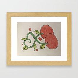 Vallentyncherry Framed Art Print