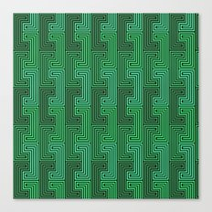 Op Art 41 Canvas Print