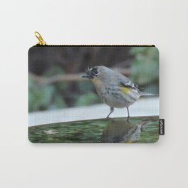 Reading the Evening Mirror Carry-All Pouch