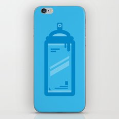 Tools of The Trade Series - Spray Can iPhone & iPod Skin