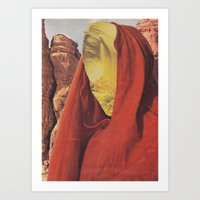 mother Art Prints featuring Mother by David Delruelle