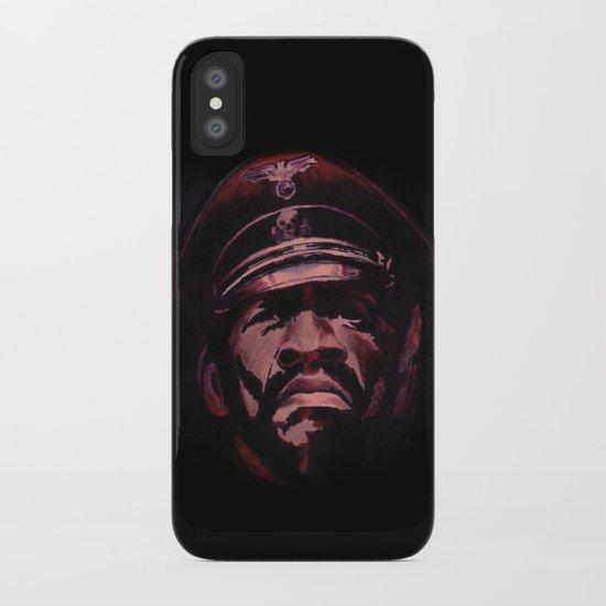 Black Gestapo iPhone Case