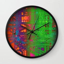Kringles System Wall Clock