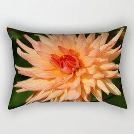 A Radiant Beauty Rectangular Pillow