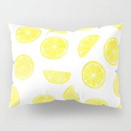 Lemon Slices Pillow Sham