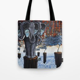 Realized Realities Tote Bag