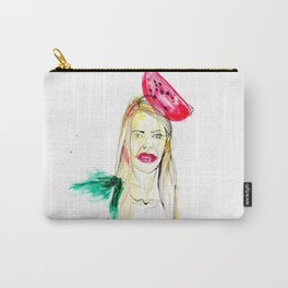 Anna Dello Russo Carry-All Pouch