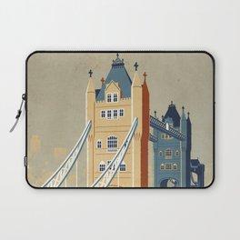 Tower Bridge Laptop Sleeve