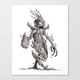 Treant Canvas Print