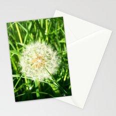 Dandelion Remnants Stationery Cards
