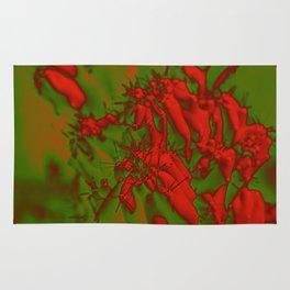 Barbed Abstract III Rug