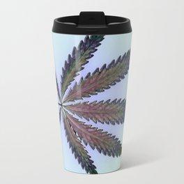 Hemp Lumen #7  Marijuana, Cannabis Travel Mug