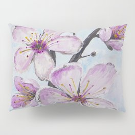 Cherry Blossoms I Pillow Sham