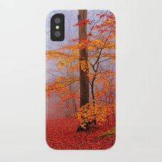 Autumn Slim Case iPhone X