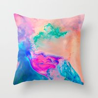 Bind Throw Pillow