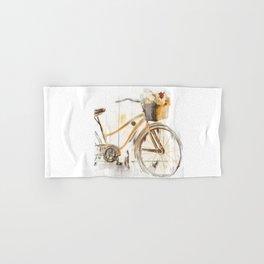 Bicycle Hand & Bath Towel