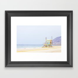 Lets take a road trip Framed Art Print