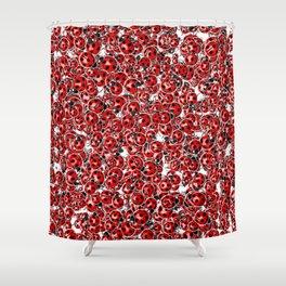 Ladybug Love Shower Curtain