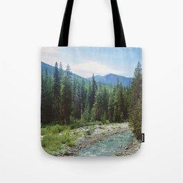 PNW River Tote Bag