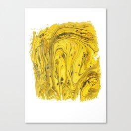Geometric Flow-Tsolmonchimeg Baasanjargal Canvas Print