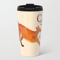 Coffee Fox Travel Mug