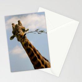 Nosy Giraffe Stationery Cards