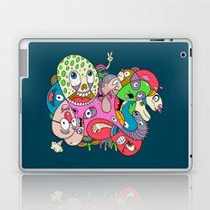 Teenage Mutant Scribble Turtle Laptop & iPad Skin