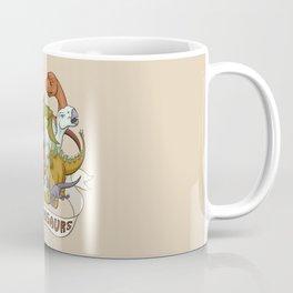 I Heart Dinosaurs Coffee Mug