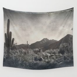 McDowell Mountains, Arizona Wall Tapestry