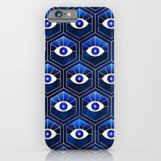 Eyes / Blue Slim Case iPhone 6