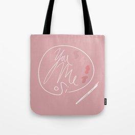 You, Me, Si!  Tote Bag