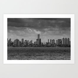 Jampa City Art Print