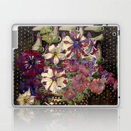 "Charles Rennie Mackintosh ""Petunias"" Laptop & iPad Skin"