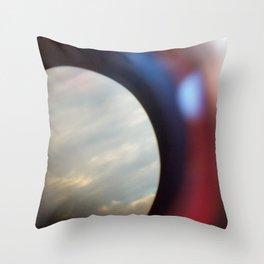 SELICORE 1 , SKYPLANET Throw Pillow