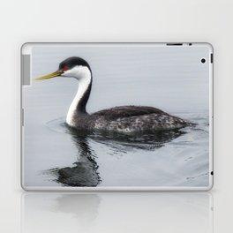 Western Grebe Laptop & iPad Skin