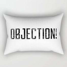 Objection! Rectangular Pillow