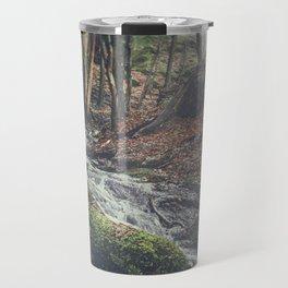 Rushing Water Travel Mug