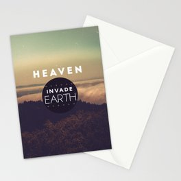nVADE // Earth Stationery Cards