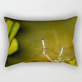 Dragonflyies  Rectangular Pillow