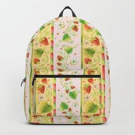Strawberries and Cream Backpack