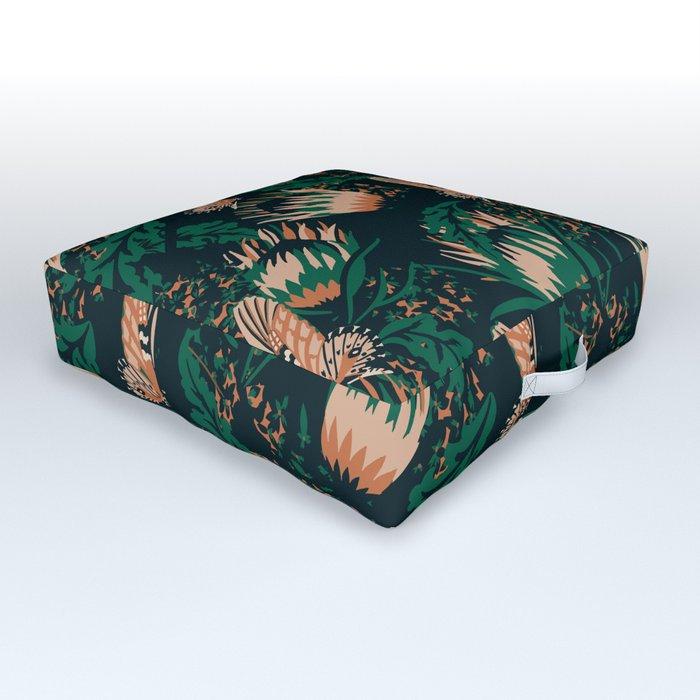 Boheme Butterfly Outdoor Floor Cushion