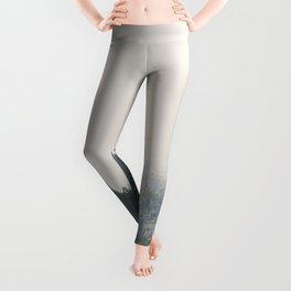 The power of imagination makes us infinite. Leggings