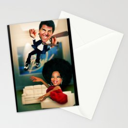 The Tom Cruise and Oprah Moment  Stationery Cards