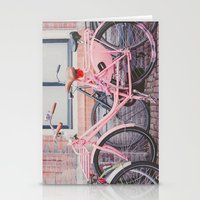 bike Stationery Cards featuring Bike by Hello Twiggs